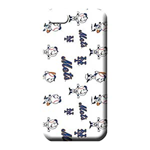 diy zhengiPhone 6 Plus Case 5.5 Inch normal First-class Tpye skin phone cover shell new york mets mlb baseball