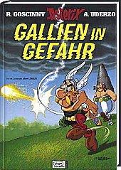 Asterix 33 Luxusedition: Gallien in Gefahr