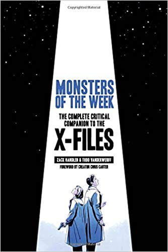 Amazon com: Monsters of the Week: The Complete Critical