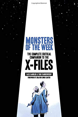 Monsters of the Week: The Complete Critical Companion for sale  Delivered anywhere in USA