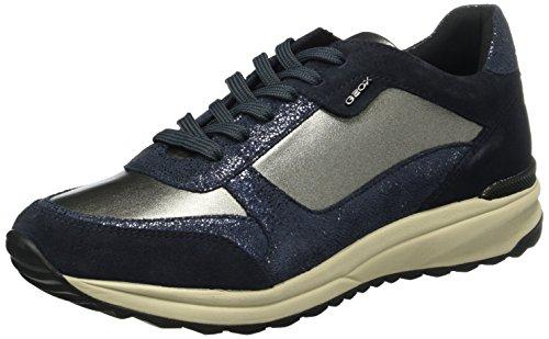 Sneakers Navyc1gf4 D Geox Blau Damen Airell Gun C qIZH0wO6