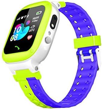 Inteligente Smartwatch para niños, Niños Localizador con SOS Anti ...