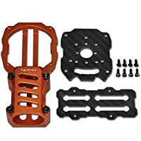 Tarot Tl9602 Dia 25mm Motor Mounting Plate Set Orange for Multi-Copter Hexacopter Octocopter