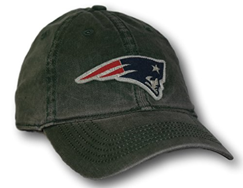 Old Orchard New England Patriots Distressed Green Hat - Orchard Shops Old