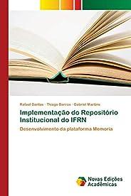 Implementação do Repositório Institucional do IFRN