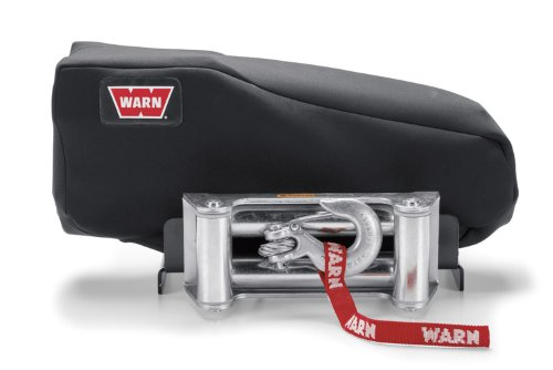 Warn 91414 Neoprene Winch Cover