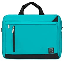 VanGoddy Adler Briefcase Messenger Bag for Asus 14 to 15.6-inch Laptops (Aqua)