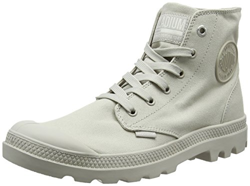 Hi Palladium Pampa Adulte Mixte K76 Day Gris Hautes Baskets U Rainy Mono q6Twx56