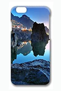 Personalized Protective Hardshell Case Cover For Iphone 6 Plus 5.5 Inch 3D Print Designs Scenery 6 Pattern Non-slip Back Case Cover For Iphone 6 Plus 5.5 Inch Avai Unique diy case
