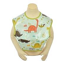 Goo-Goo Baby Jurassic Perfect Pocket Bib - Size 6-24 months