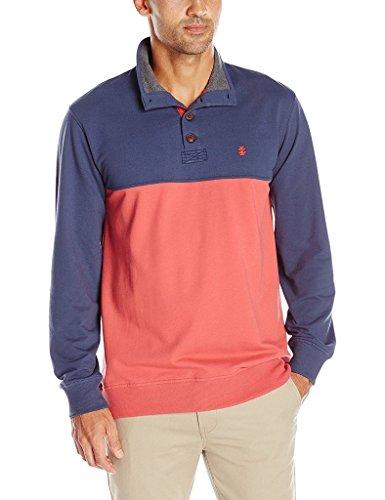 Mock Layer Sweater Vest - 5
