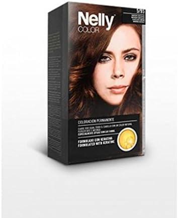 NELLY Tinte N.595 M.Chocolate, Negro, Estándar: Amazon.es: Hogar