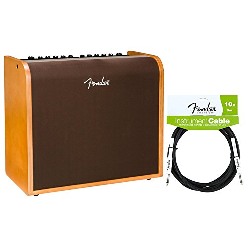 Fender Acoustic 200 Guitar Amp w/ Instrument Cable by Fender