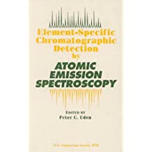 Element-Specific Chromatographic Detection by Atomic Emission Spectroscopy