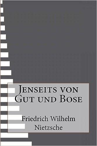 Book Jenseits von Gut und Bose