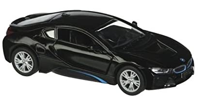 Amazon Com Kinsmart 1 36 Scale Bmw I8 2 Doors Coupe Diecast Toy Car
