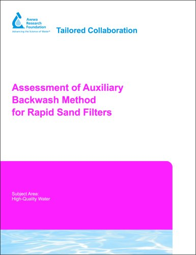 (Assessment of Auxiliary Backwash Method for Rapid Sand Filters)