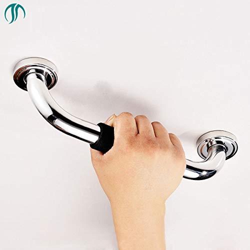 Grab Handles Toilet Elderly Grab Bar Disabled Railing Gripsstainless Handrail Bathtub With Foam Handle Bathroom Accessories Handrails