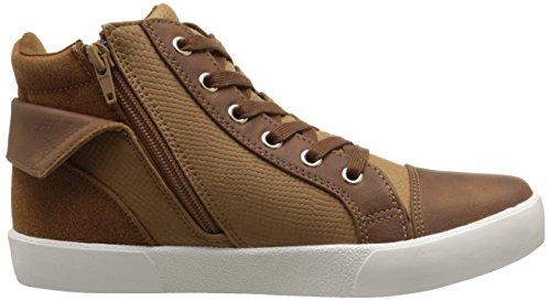Noem Het Lente Dames Bulgaarse Mode Sneaker Cognac