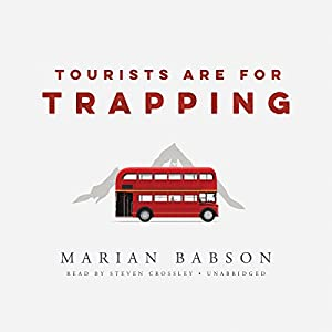 Tourists Are for Trapping Audiobook