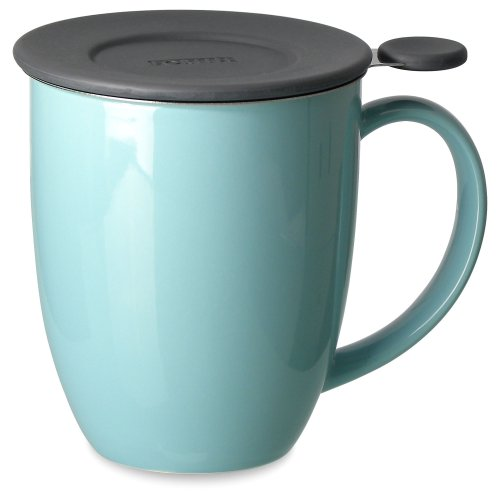 FORLIFE Brew Infuser 16 Ounce Turquoise