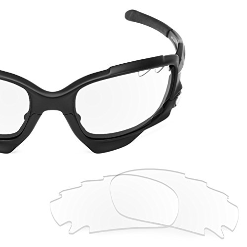 Sunglasses Restorer Lentes De Recambio Black Iridium Para Oakley Racing Jacket OO9171 Ventilada: Amazon.es: Ropa y accesorios