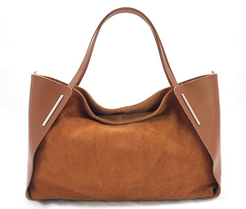 In Pelle Vera Ginevra In Cognac modello Mano Italy Made Superflybags A Borsa wHqZtxnXT