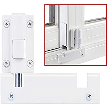 Amazon Com Sliding Patio Door Lock Security Hardened