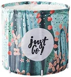 Kk ポータブル大人用プラスチックバスタブ、折りたたみスパ浴槽、非膨張バスタブ、肥厚熱発泡温度を保つために、増粘剤ホームアダルトチルドレンお風呂入浴アーティファクト