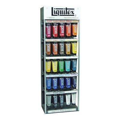 Basics Acrylic Paint 250ml Assortment