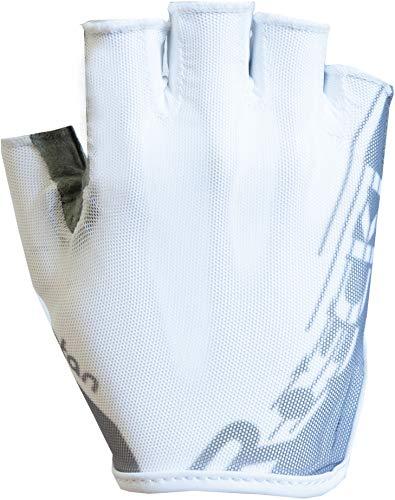 Roeckl Ilova fietshandschoenen kort zwart/wit 2020