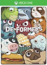 Deformers Collector's Edition XBOX ONE ディフォルマコレクターズエディションビデオゲーム北米英語版 [並行輸入品]