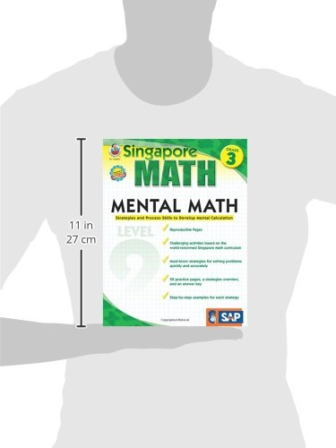 Mental Math, Grade 3: Strategies and Process Skills to Develop ...