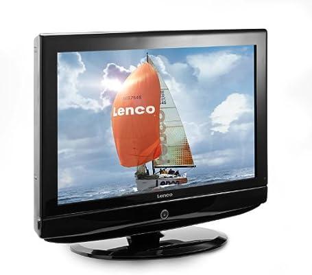 Lenco DVT-2421- Televisión Full HD, Pantalla LCD 24 pulgadas: Amazon.es: Electrónica