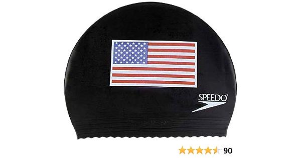 Speedo Latex de Bandera de natación para, Hombre, Color Negro, tamaño Talla única: Amazon.es: Deportes y aire libre