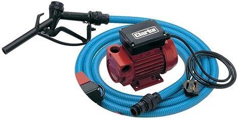 7160050 230V Clarke DFT230 Diesel Fuel Transfer Pump