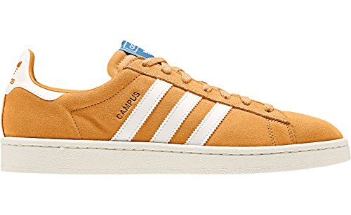 adidas Men's Campus Trainers Yellow