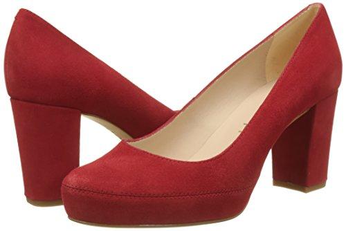 ks Numar Escarpins Rouge Unisa 18 red Femme gEBw0OPx