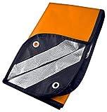 #6: Ultimate Survival Technologies 20-PGR0010-08 ORG Survival Blanket