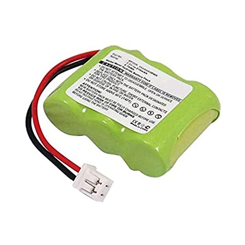 Battery for Dogtra Receiver 175NCP, 200NCP, 202NCP, 280NCP, 282NCP, 300M, 302M, 7000M, 7002M, EF-3000 - 302 Training