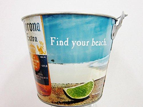 Corona Beer Bucket - Corona Find Your Beach Ice Bucket