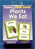 Plants We Eat Flash Cards by McGraw-Hill, Includes 40 Two-Sided Flash Cards with Bonus Progress Chart