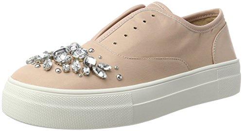 Steve Madden Damen Passie Slip Op Sneaker Roze (blush)