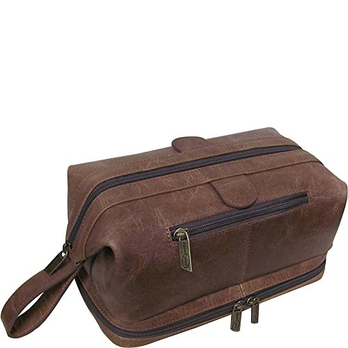 amerileather-leather-toiletry-bag-w-accessories-distressed-choco-brown