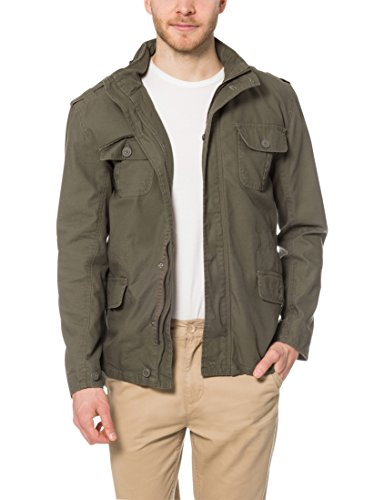 Giacca Lower Uomo oliv Verde East 5OY1qxg