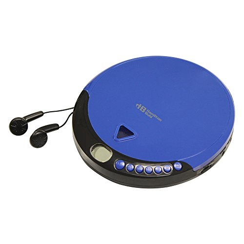 Hamilton Electronics HACX-114 Personal CD Player with Headset by Hamilton Buhl