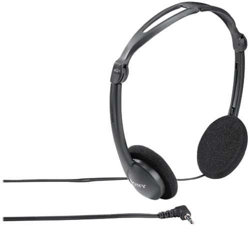 - Sony MDR-A106LP Open-Air Headphones with 30 mm Drive Unit (Discontinued by Manufacturer)