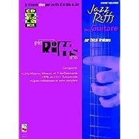 Partition : Jazz riffs pour guitare + CD (tab)