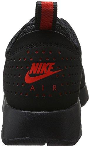 Nike Black / Black-Challenge Red, Zapatillas de Deporte para Niños Negro (Black / Black-Challenge Red)