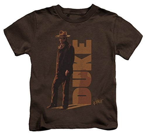 Juvenile: John Wayne - Lean Kids T-Shirt Size 4 (John Wayne Size)